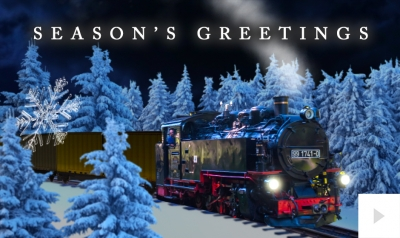 18. Winter Express corporate holiday ecard thumbnail
