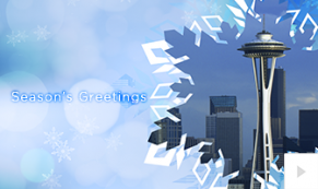 snowflake impressions corporate holiday ecard thumbnail