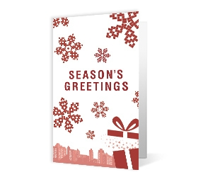 18. Square Sentiments corporate holiday print thumbnail