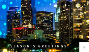 City Spirit Vivid Greetings video corporate ecard thumbnail