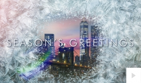2018 Frost Frame Vivid Greetings video corporate ecards