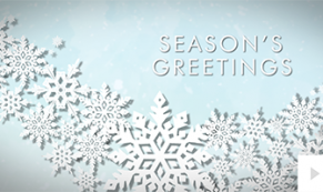 flourishing-snowflakes Thumbnail Vivid Greetings video corporate ecards