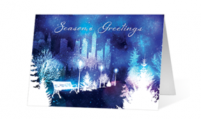 Crystal Park Print corporate ecards Thumbnail
