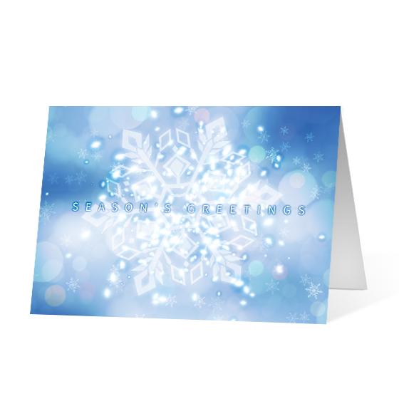 Snowflake Impressions v2 - Print