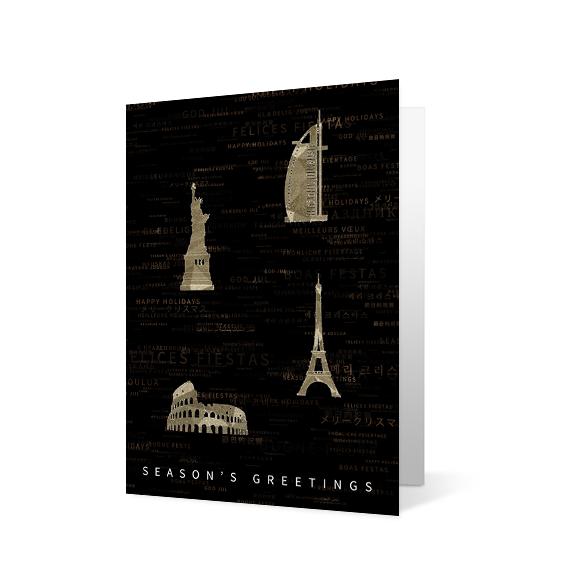 Sparkling Landmarks - Print