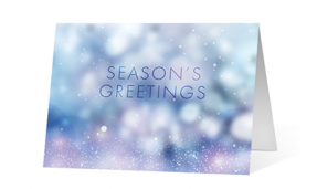 Stellar Sentiments Print corporate ecards Thumbnail