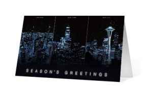 18. Diamond Dust corporate holiday print thumbnail