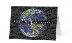 18. Mosaic corporate holiday print thumbnail