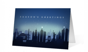 beacon corporate holiday greeting card thumbnail