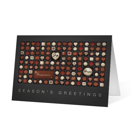 Chocolate Wishes - Print