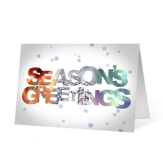 Seasonal Sentiments - Print