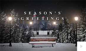 park view Vivid Greetings corporate ecards thumbnail