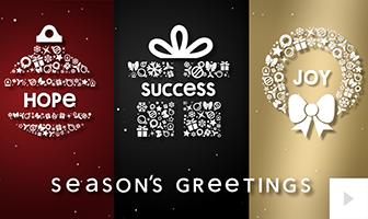 colorful greetings Thumbnail Vivid Greetings corporate print ecards