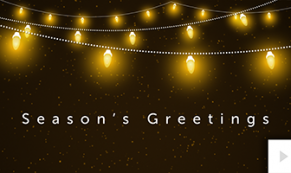 holiday lighting Thumbnail Vivid Greetings corporate print ecards