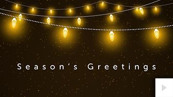 holiday lighting Thumbnail Vivid Greetings corporate print ecards
