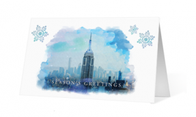 Watercolor Impressions Thumbnail Vivid Greetings corporate ecards