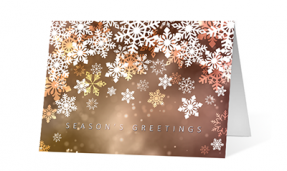 2018 Crystal Current Vivid Greetings Print Ecards