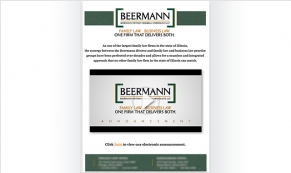 Beerman Vivid Greetings Email Template