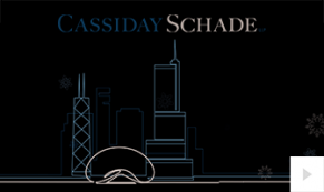 2018 Cassiday Schade - custom corporate holiday ecard thumbnail
