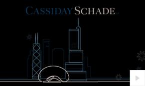 2018 Cassiday Schade - custom corporate holiday ecard thumbnail