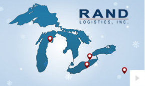 2018 Rand Logistics - custom corporate holiday ecard thumbnail