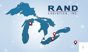 2018 Rand Logistics - custom corporate holiday ecard thumbnail
