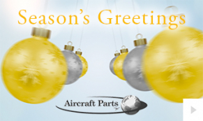 2018 Aircraft Parts - Ballroom Blitz corporate holiday ecard thumbnail