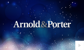 2018 Arnold Porter - Stellar Sentiments corporate holiday ecard thumbnail