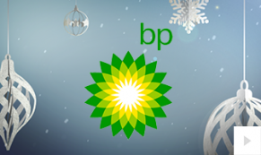 2018 BP Group - Photo Ornaments corporate holiday ecard thumbnail