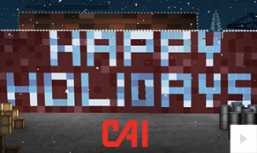 2018 cai - holiday shipping corporate holiday ecard thumbnail