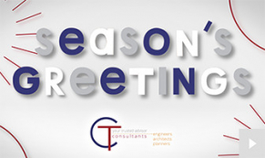 2018 CT Consultants - frivolity corporate holiday ecard thumbnail