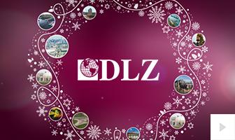 2018 DVZ - wreath photos corporate holiday ecard thumbnail