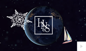 2018 HNS - Around the world corporate holiday ecard thumbnail