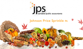 2018 JPS - Cornucopia corporate holiday ecard thumbnail