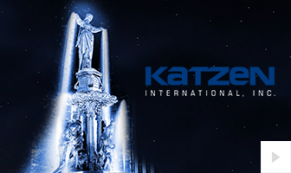 2018 Katzen - Diamond dust corporate holiday ecard thumbnail