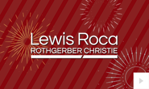 Lewis Roca 2018