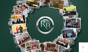 2018 Richmond Brothers - Wreath snapshots corporate holiday ecard thumbnail