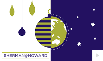2018 Sherman Howard - Duality corporate holiday ecard thumbnail