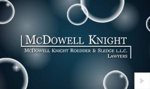 McDowell Knight 2018