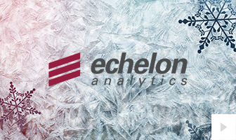 2018 Echelon Analytics - frost frame corporate holiday ecard thumbnail