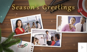 2019 company card corporate holiday ecard thumbnail