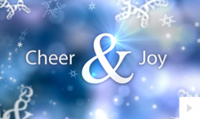 Ampersand Affirmation corporate holiday ecard thumbnail