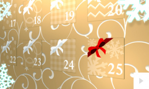 Advent corporate holiday ecard thumbnail