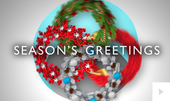 Wreath Dance corporate holiday ecard thumbnail