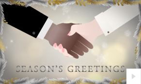 2019 seasonal gestures corporate holiday ecard thumbnail