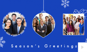2019 photo fun corporate holiday ecard thumbnail