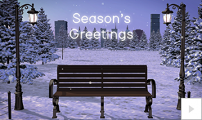 2019 Lofty Spirit corporate holiday ecard thumbnail