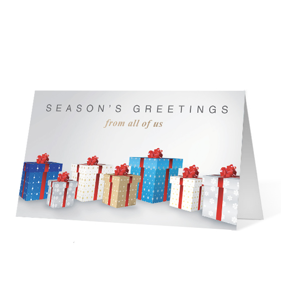 Wrapping Wishes - Print
