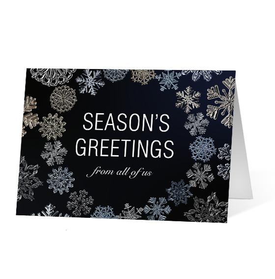 Snowflake Jewels - Print