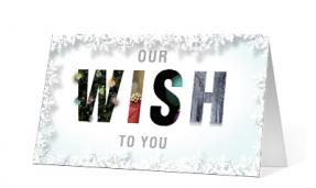 2019 Hidden Wishes Vivid Greetings Print cards